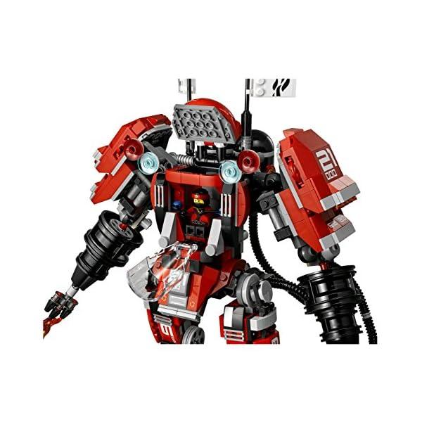 レゴ(LEGO)ニンジャゴー カイのファイヤー...の紹介画像3