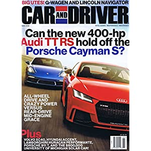 Car and Driver [US] March 2018 (単号)