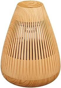 mood 超音波式加湿器 ナチュラルウッド MOD-KW1401 NWD