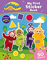 Teletubbies My First Sticker Book