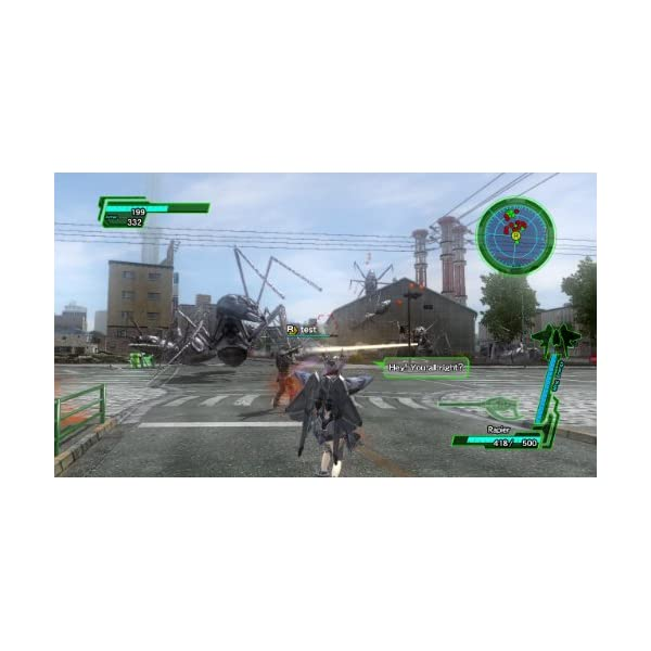 Earth Defense Force 202...の紹介画像9