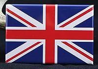ユニオンジャック/イギリス国旗冷蔵庫マグネット。