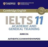 Cambridge IELTS 11 Academic mit Audio'CDs