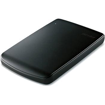 BUFFALO ポータブルハードディスク ブラック 500GB HD-PVR500U2-BK