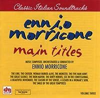Ennio Morricone, Vol.3: Main Titles
