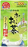 Amazon.co.jp伊藤園 おーいお茶 抹茶入りさらさら緑茶 80g