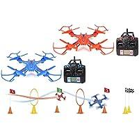 Elite Zip & Zapダブルパック2.4 GHz 4.5 CH RC Racing Drones