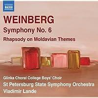 ワインベルク(1919-1996):交響曲 第6番 他