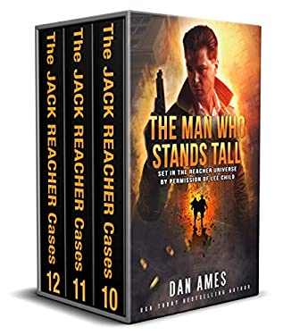 The Jack Reacher Cases (Complete Books #10, #11 & #12) (The Jack Reacher Cases Boxset Book 4)