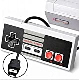海外版 NESクラシックミニ / Wiiコントローラー レトロスタイル コントローラー [cxd1663] [並行輸入品]