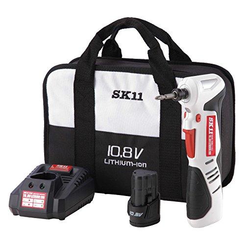 SK11 充電 アングル インパクトドライバー 10.8V SAID108V-13Lis
