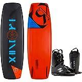 Best HYPERLITE Wakeboardings - Ronix District公園Wakeboardメンズ138cm + HyperliteバインディングO/S 8–12 Review