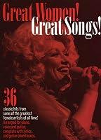 Great Women! Great Songs!