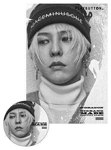 MADE(PLAYBUTTON)(初回生産限定)(G-DRAGON Ver.)