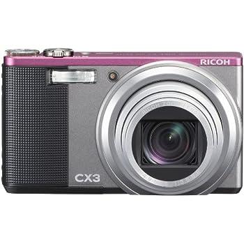 RICOH デジタルカメラ CX3ツートン CX3TT