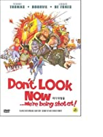 Don't Look Now We're Being Shot At (La Grande Vadrouille) Outer Slip-Case Special Edition [IMPORTED for ALL REGIONS NTSC] (1966)【DVD】 [並行輸入品]