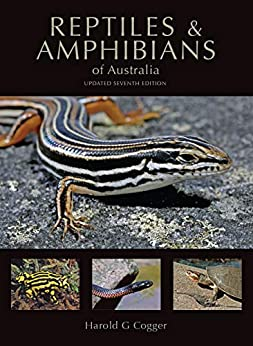 Reptiles and Amphibians of Australia by [Cogger, Harold]