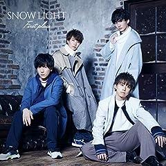 First place「SNOW LIGHT」のCDジャケット