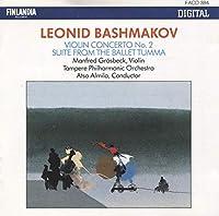Violin Concerto No. 2 / Suite From Ballet Tumma