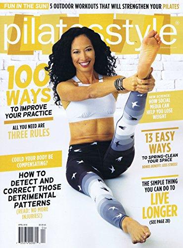 Pilates Style [US] April 2018 ...