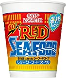 日清カップヌードル レッドシーフードヌードル 75g 1ケース(20食入)