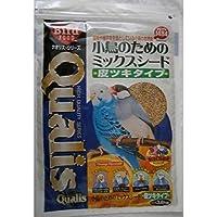 (まとめ買い)クオリス 小鳥のためのミックスシード (皮ツキタイプ) 3.6kg 【×3】