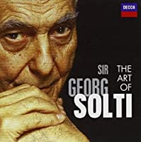 The Art of Sir Georg Solti by Sir Georg Solti (2013-03-05)