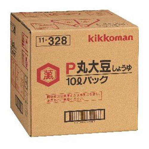 P 丸大豆醤油 BIB 10L