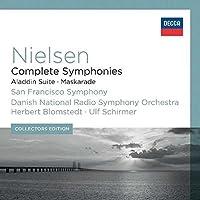 Nielsen: Complete Symphonies - Aladdin Suite / Maskarade (2014-10-14)