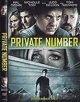 Private Number (DVD + VUDU Digital Copy)