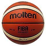 モルテン(Molten) バスケットボール7号球 GL7X 国際公認球 JBA検定球 BGL7X スポーツ レジャー スポーツ用品 スポーツウェア バスケット用品 top1-ds-1947973-ak [簡易パッケージ品]