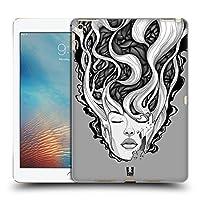 Head Case Designs クラック サリアル・ポートレート iPad Pro 9.7 (2016) 専用ハードバックケース
