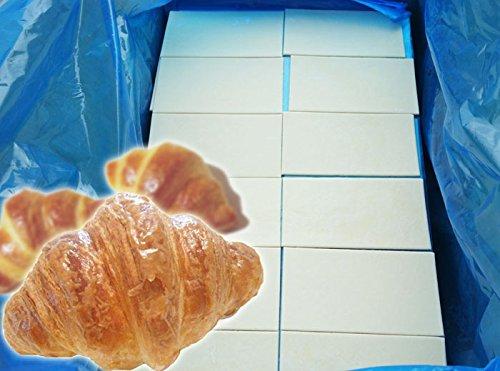 【冷凍生地】タイ焼用クロワッサン生地(15cm×8cm×2.2)12枚入り