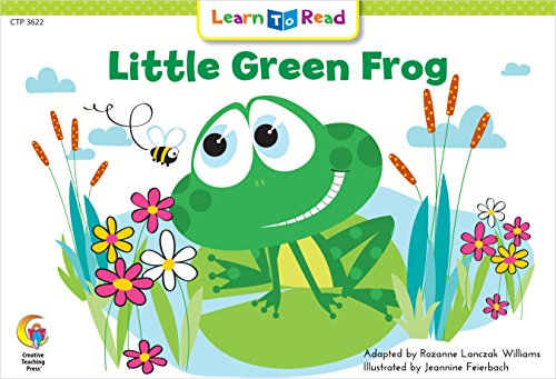 Little Green Frog (Fun and Fantasy Learn to Read)の詳細を見る
