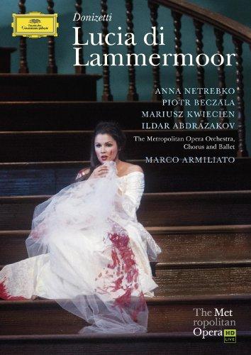 ドニゼッティ:歌劇《ランメルモールのルチア》[DVD]