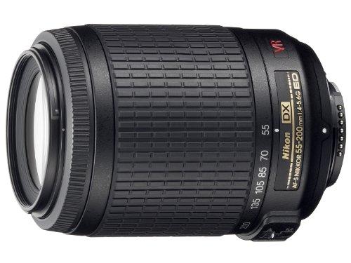 Nikon 望遠ズームレンズ AF-S DX VR Zoom Nikkor ED 55-200mm f/4-5.6G ニコンDXフォーマット専用