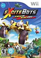 ExciteBots: Trick Racing - Nintendo Wii (Game Only) [並行輸入品]