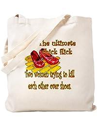 CafePress – ウィザードのオンスChick Flick – ナチュラルキャンバストートバッグ、布ショッピングバッグ S ベージュ 0776944928DECC2