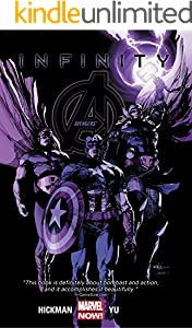Avengers Vol. 4: Infinity (Avengers (Marvel NOW!)Graphic Novel) (English Edition)