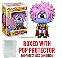Funko Pop Anime: One Punch Man - Lord Boros Vinyl Figure (Bundled with Pop BOX PROTECTOR CASE)