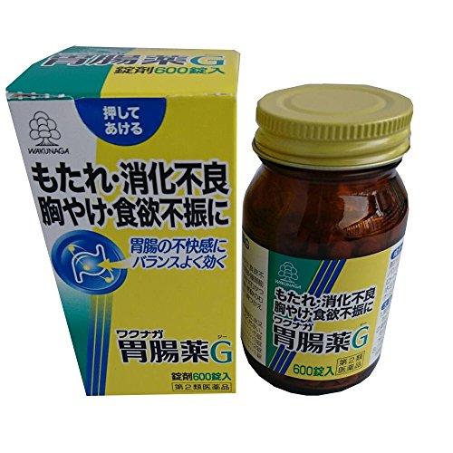 (医薬品画像)ワクナガ胃腸薬G