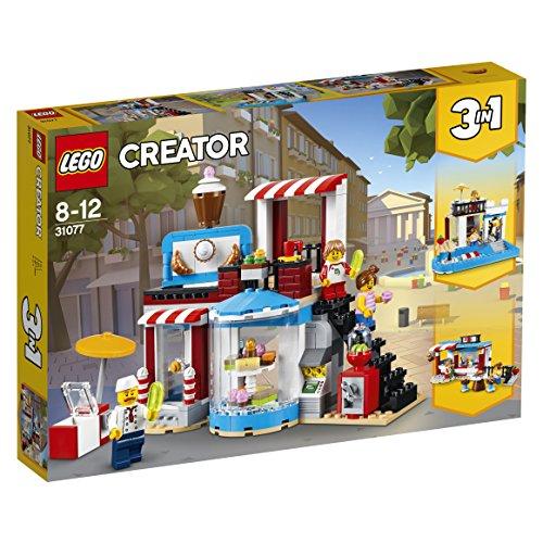 レゴ(LEGO)クリエイター ケーキショップ (モジュール式...