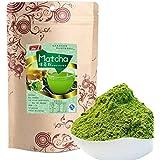 100g (0.22LB) Japanese Matcha Green Tea Powder 100% Natural Organic Slimming Tea Matcha Tea Chinese Tea Raw Tea Healthy Food Green Food