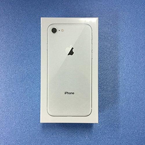 SIMフリー Apple iPhone8 64GB シルバー MQ792J/A