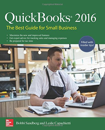 Download QuickBooks 2016: The Best Guide for Small Business 1259585441