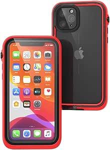 カタリスト iPhone 11 Pro 防水ケース レッド