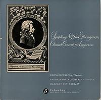 Symphony No. 39 And Clarinet Concerto
