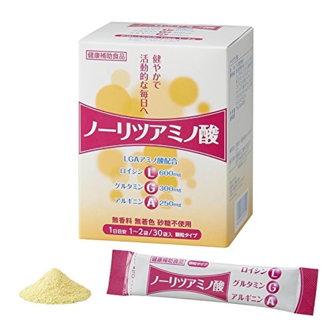 早熟エコー疑わしいトキワ ノーリツアミノ酸(2.5g x 30袋入)