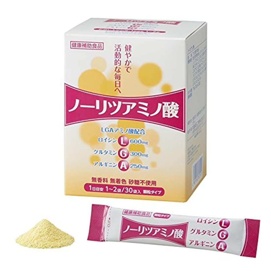検索エンジン最適化トークン遊具トキワ ノーリツアミノ酸(2.5g x 30袋入)