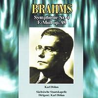 Brahms: Symphonie Nr.4 Reger: variationen thema von Mozart op.132